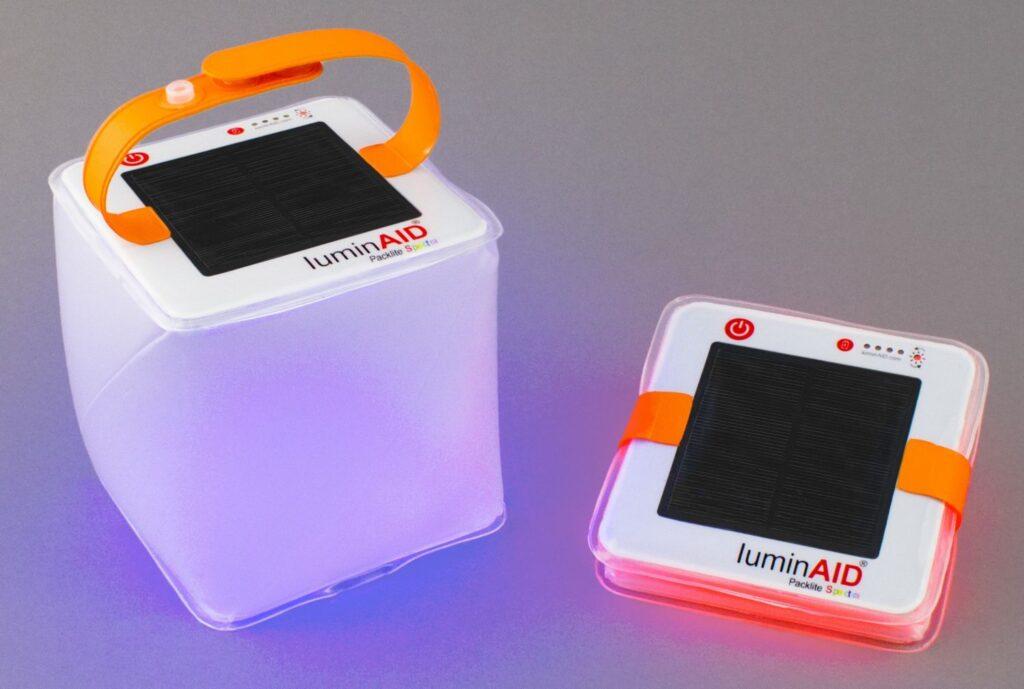 LuminAID Lantern Lights