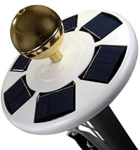 Deneve Store Solar Flag Pole Light
