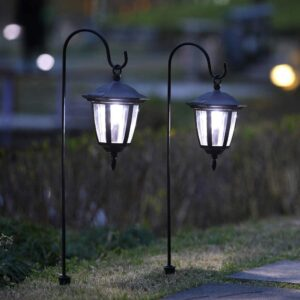 Maggift 34 Inch Hanging Solar Lights