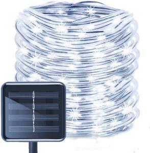 Aluvee Solar Rope String Light