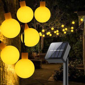 Waterproof Solar Outdoor Lights for Garden Yard Porch
