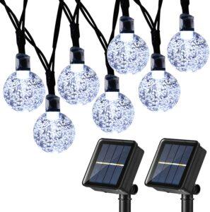 Waterproof Solar Powered Patio Lights