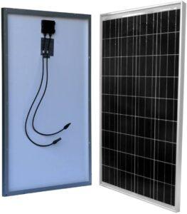 WindyNation 100 Watt Solar Panel